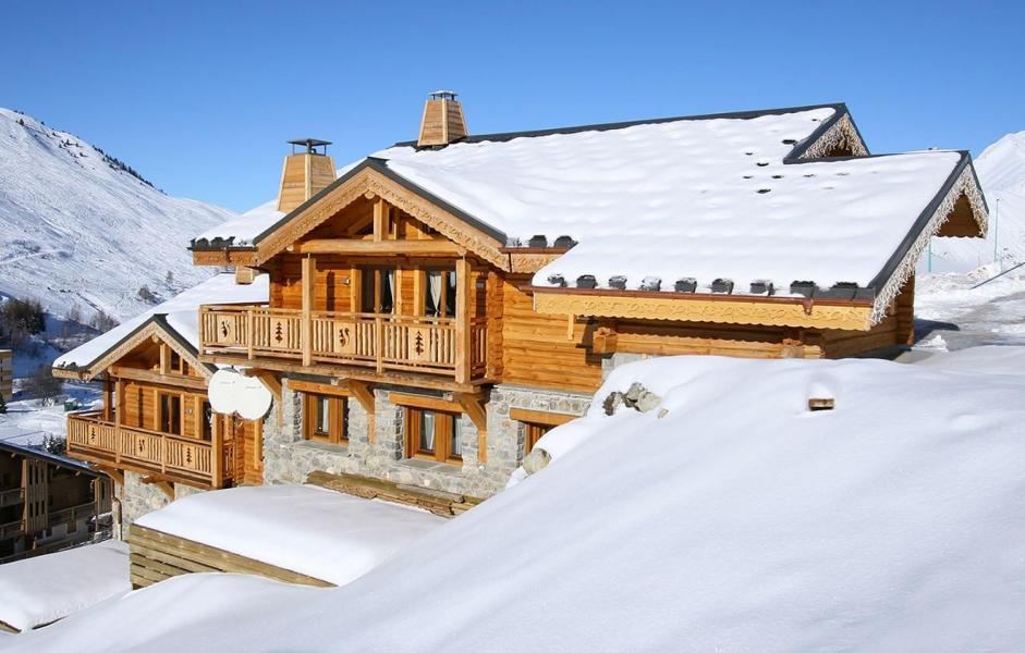 Chalet Chalet Leslie Alpen - Les 2 Alpes - Northern Alps