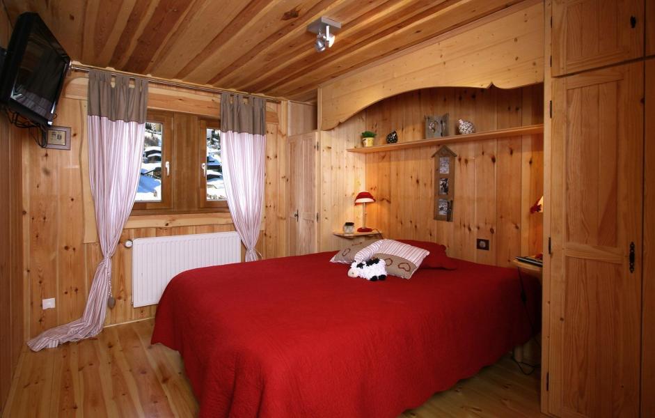 Location au ski Chalet Leslie Alpen - Les 2 Alpes - Lit double