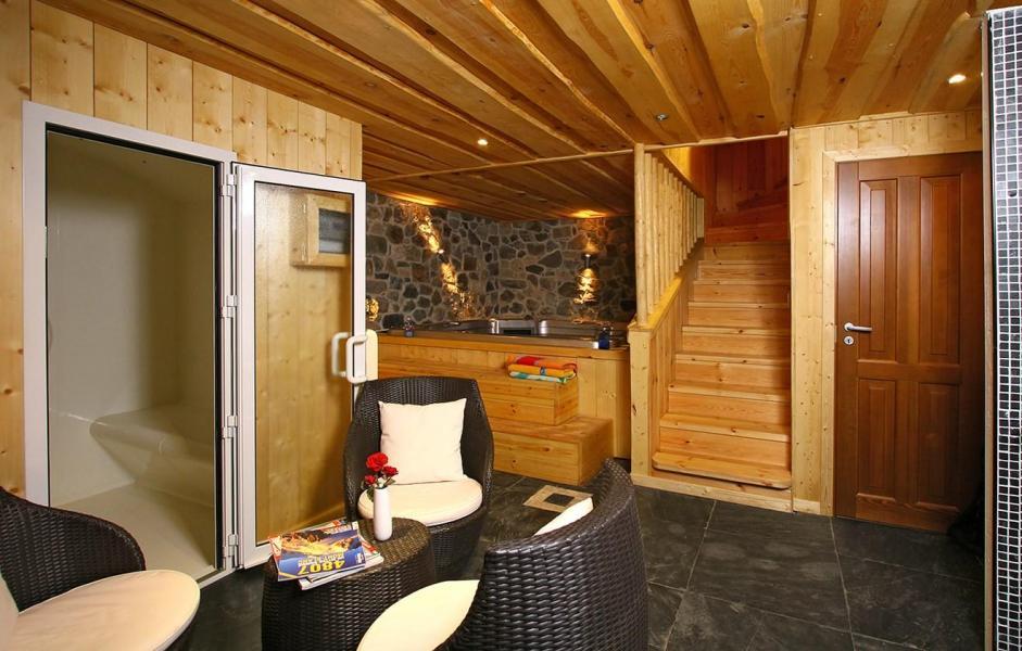 Rent in ski resort Chalet Leslie Alpen - Les 2 Alpes - Sauna