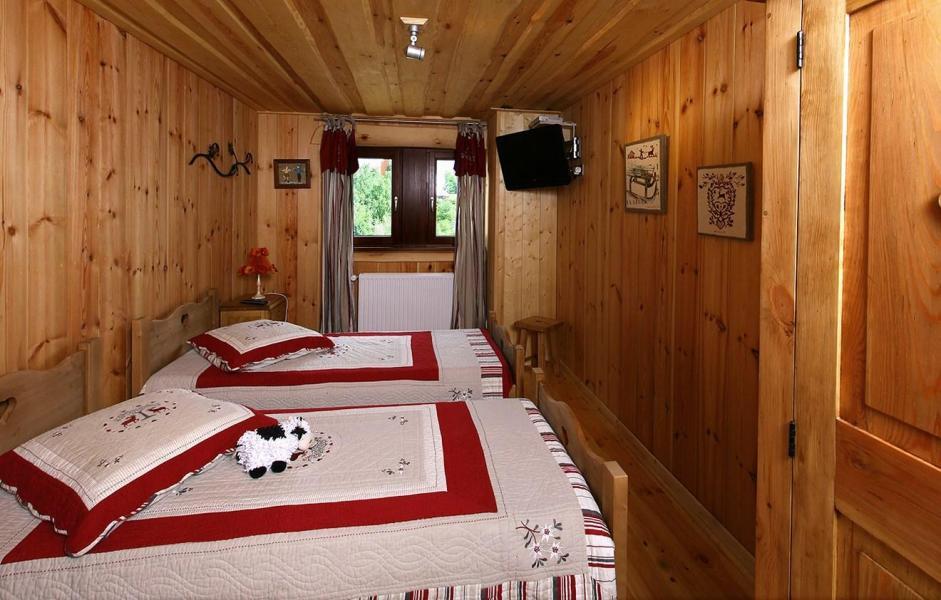 Rent in ski resort Chalet Leslie Alpen - Les 2 Alpes - Single bed