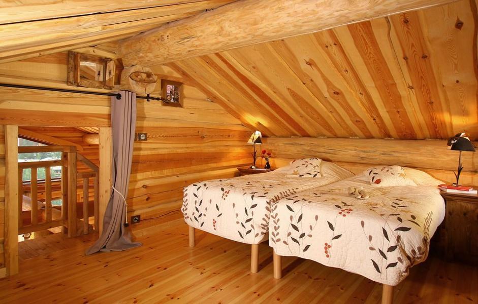Rent in ski resort Chalet Leslie Alpen - Les 2 Alpes - Twin beds