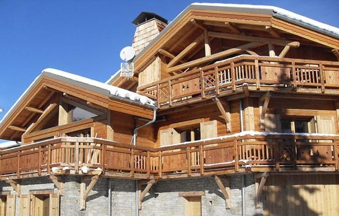 Chalet Chalet Levanna Occidentale - Les 2 Alpes - Alpes du Nord