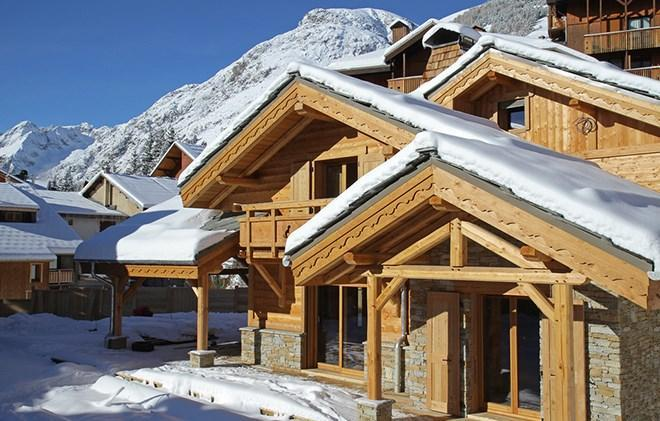 Chalet Chalet Prestige Lodge - Les 2 Alpes - Northern Alps