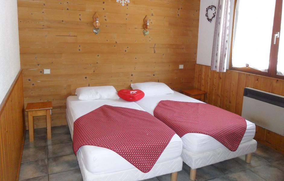 Skiverleih Chalet Sabot de Vénus - Les 2 Alpes - Schlafzimmer