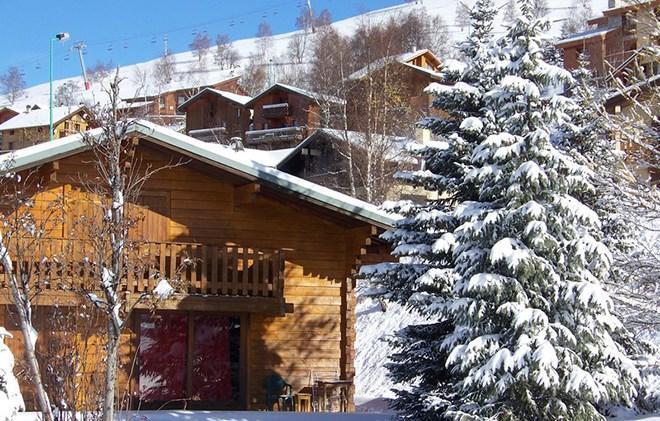 Chalet Chalet Soleil d'Hiver - Les 2 Alpes - Alpes du Nord