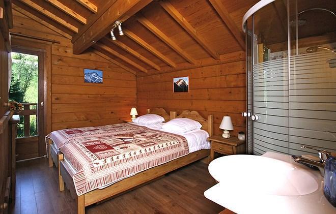 Location au ski Chalet Soleil d'Hiver - Les 2 Alpes - Chambre