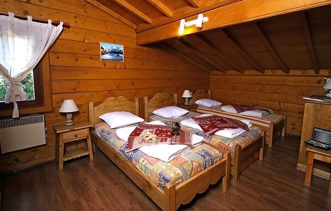 Location au ski Chalet Soleil d'Hiver - Les 2 Alpes - Lit simple