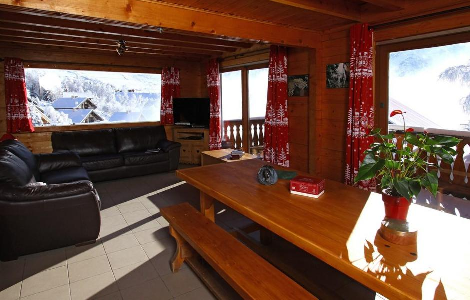 Location au ski Chalet Soleil Levant - Les 2 Alpes - Table