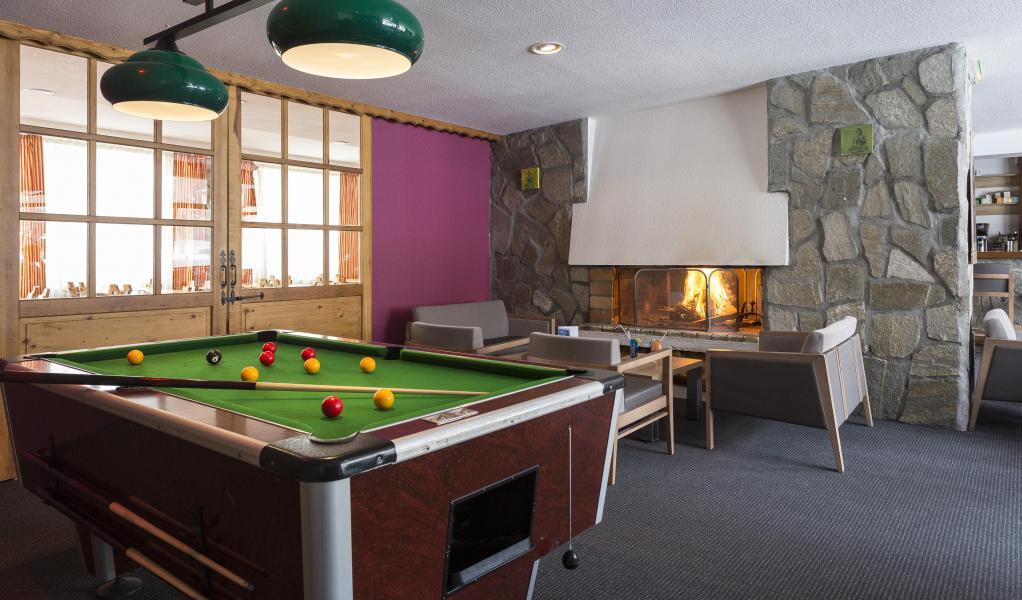 Soggiorno sugli sci Hôtel Club MMV le Panorama - Les 2 Alpes - Biliardo
