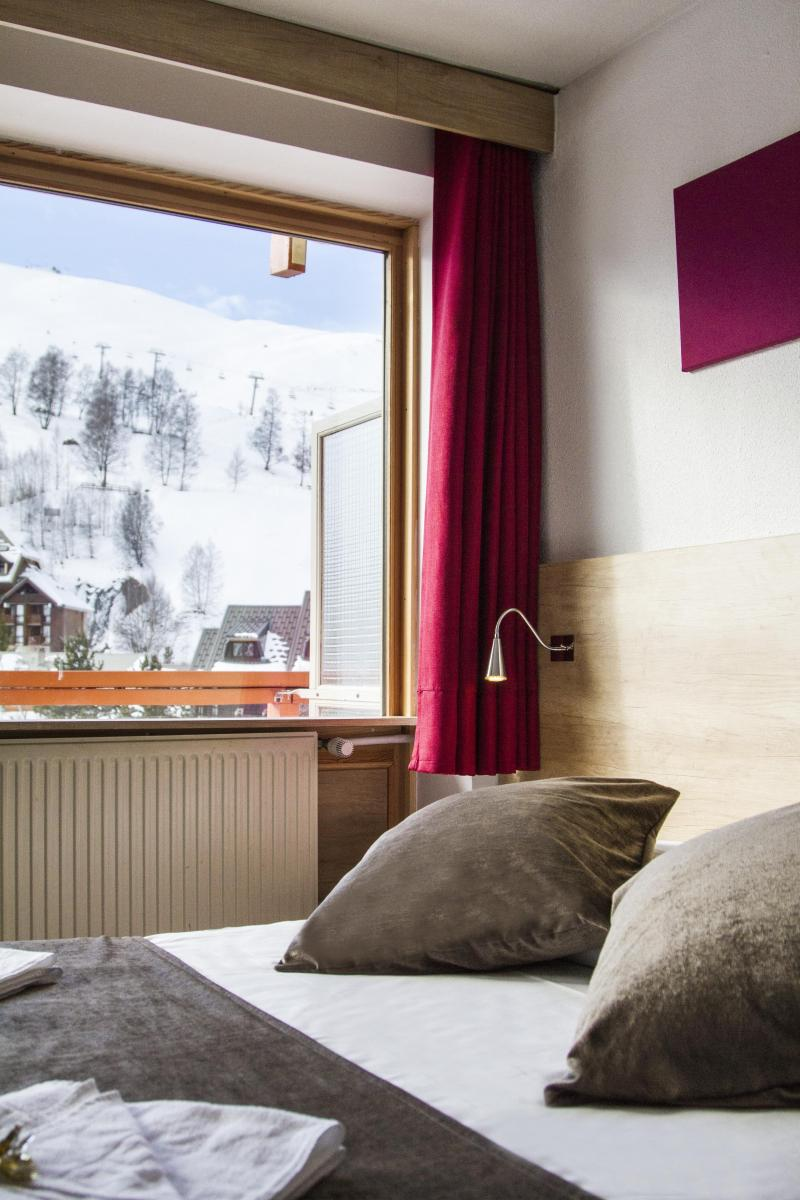 Soggiorno sugli sci Hôtel Club MMV le Panorama - Les 2 Alpes - Camera