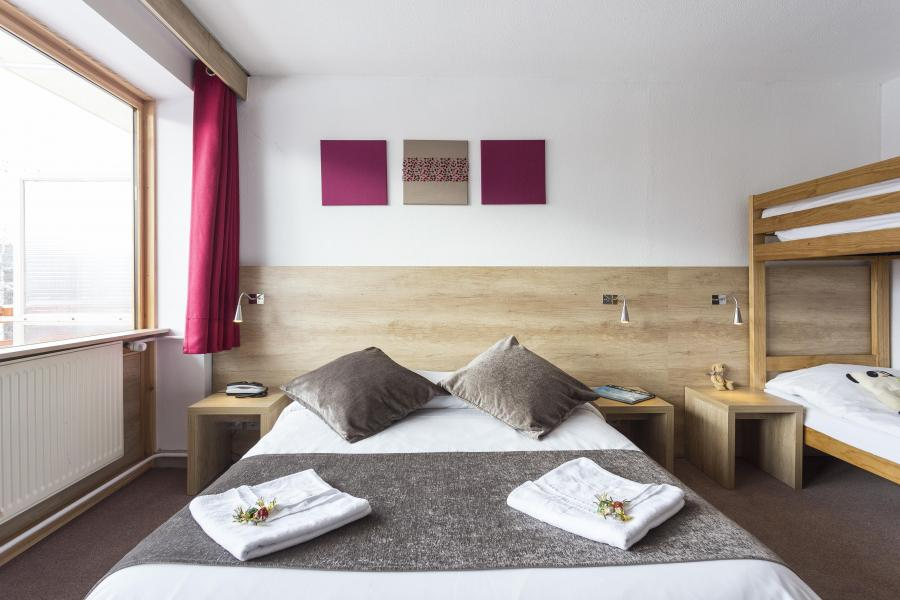 Soggiorno sugli sci Hôtel Club MMV le Panorama - Les 2 Alpes - Letto matrimoniale