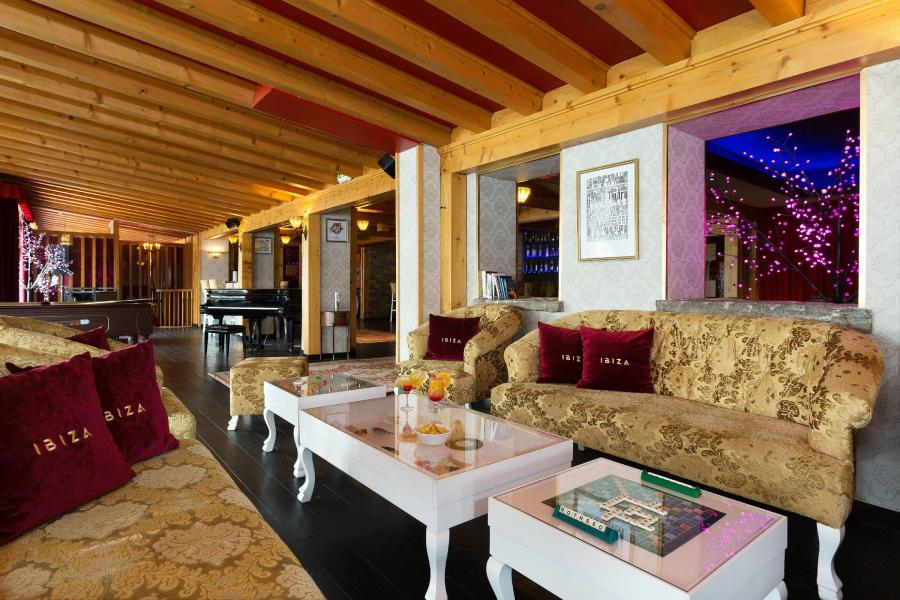 Rent in ski resort Hôtel Ibiza - Les 2 Alpes - Inside