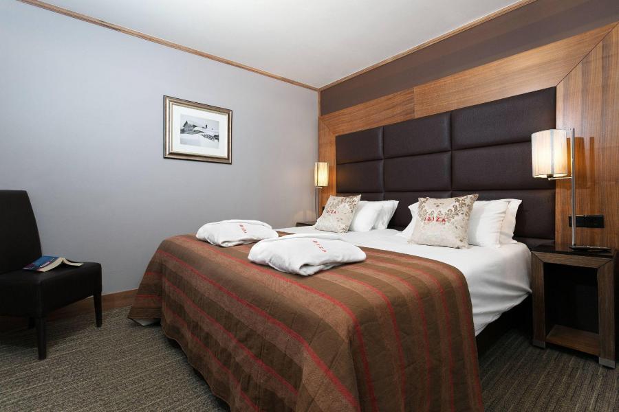 Alquiler al esquí Hôtel Ibiza - Les 2 Alpes - Cama doble