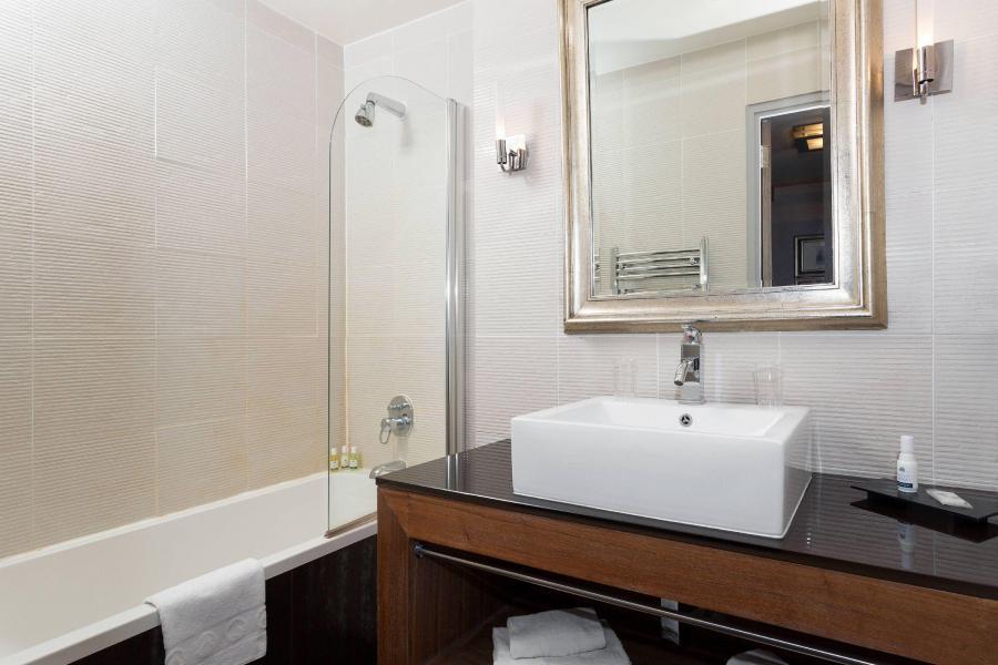 Alquiler al esquí Hôtel Ibiza - Les 2 Alpes - Cuarto de baño