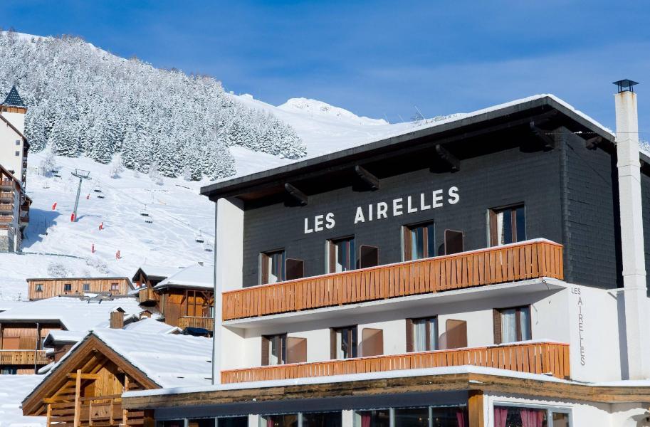Hotel les airelles location vacances montagne les 2 alpes for Hotels 2 alpes