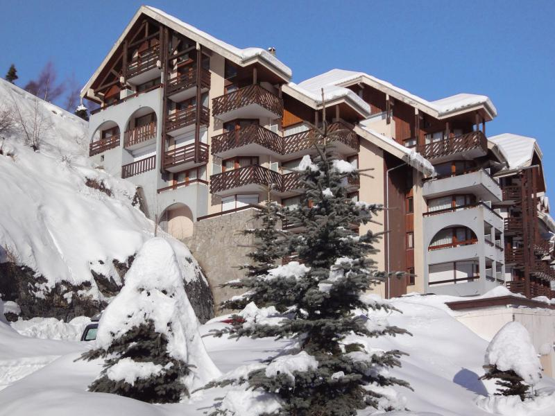 Holiday in mountain resort 2 room apartment 4 people (1) - La Grande Chaume - Les 2 Alpes - Winter outside