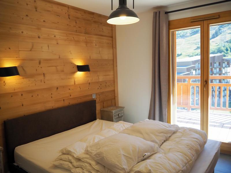 Location au ski Appartement 3 pièces cabine 6 personnes - La Résidence - Les 2 Alpes