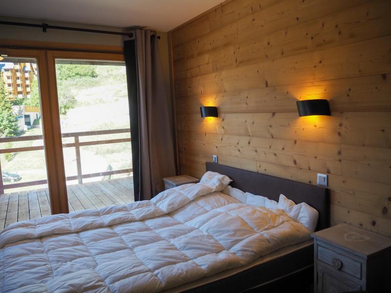 Location au ski Appartement 3 pièces cabine 8 personnes - La Résidence - Les 2 Alpes