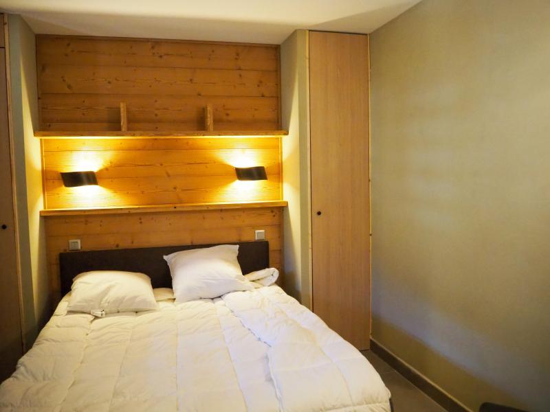 Location au ski Appartement 2 pièces cabine 6 personnes - La Résidence - Les 2 Alpes - Lit double