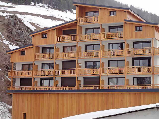 Holiday in mountain resort 1 room apartment 4 people (4) - Le Super Venosc - Les 2 Alpes - Winter outside