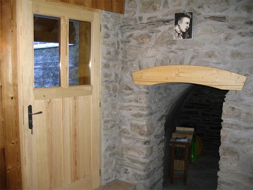Location au ski Maison 6 pièces 12 personnes - Maison Montagnarde Les Copains - Les 2 Alpes - Entrée