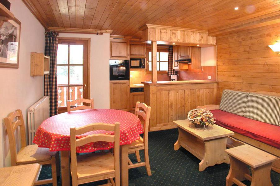 Location au ski Appartement 2 pièces cabine 4 personnes - Résidence Alpina Lodge - Les 2 Alpes - Kitchenette