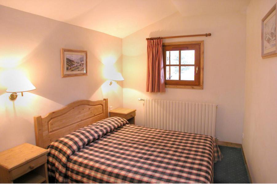Location au ski Appartement 2 pièces cabine 4 personnes - Résidence Alpina Lodge - Les 2 Alpes - Lit double