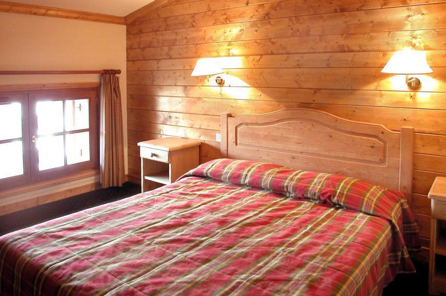 Location au ski Appartement 5 pièces cabine 10 personnes - Résidence Alpina Lodge - Les 2 Alpes - Lit double