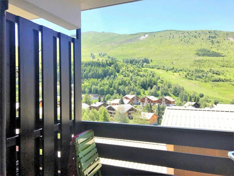 Location au ski Appartement 2 pièces coin montagne 4 personnes (145) - Résidence Arc en Ciel - Les 2 Alpes