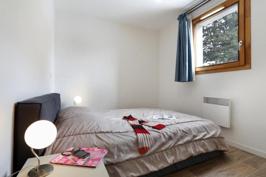 Location au ski Résidence Au Coeur des Ours - Les 2 Alpes - Chambre