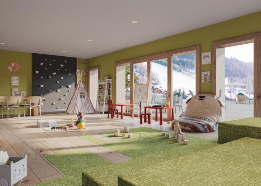 Location au ski Résidence Club MMV les Clarines - Les 2 Alpes - Jeux
