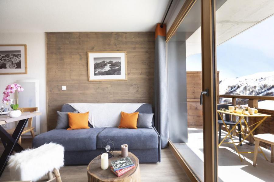 Location au ski Résidence Club MMV les Clarines - Les 2 Alpes - Séjour