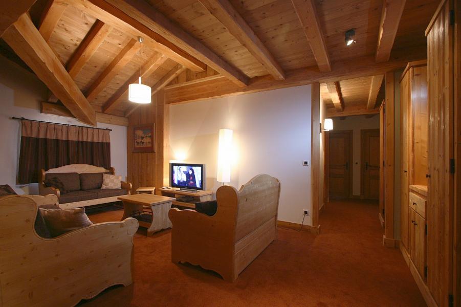 Location au ski Résidence l'Alba - Les 2 Alpes - Banquette