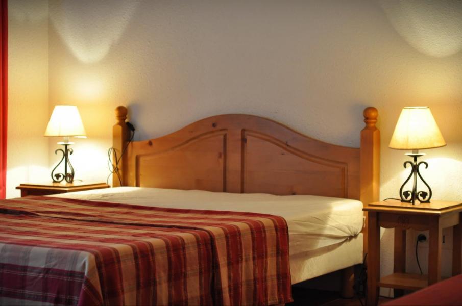 Location au ski Résidence l'Edelweiss - Les 2 Alpes - Chambre