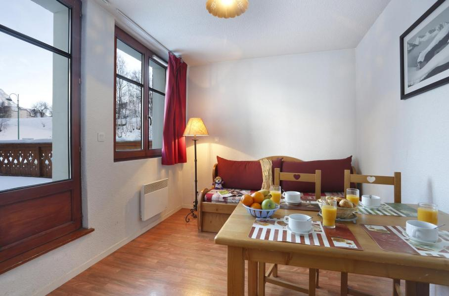 Wynajem na narty Résidence l'Edelweiss - Les 2 Alpes - Pokój gościnny
