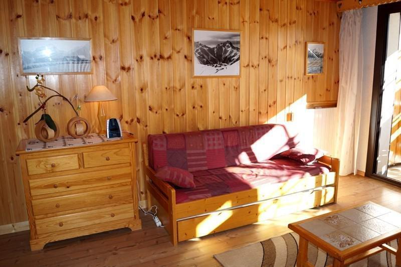 Wynajem na narty Studio z alkową 4 osoby (3) - Résidence l'Eperon - Les 2 Alpes