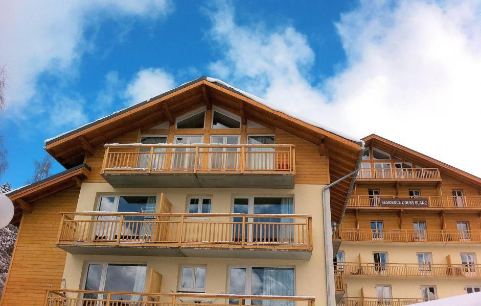 Soggiorno sugli sci Résidence l'Ours Blanc - Les 2 Alpes - Esteriore inverno