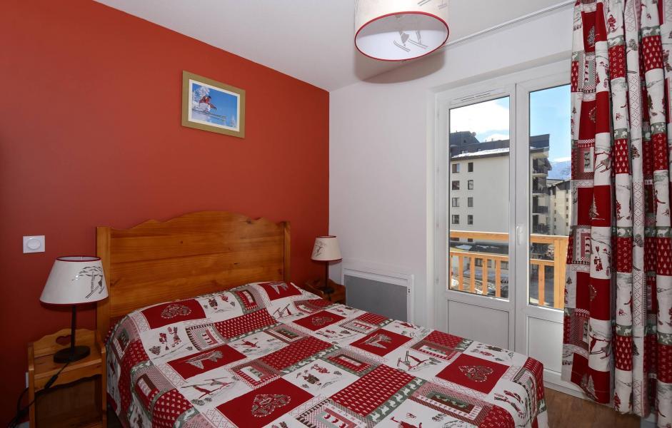 Location au ski Residence L'ours Blanc - Les 2 Alpes - Lit double