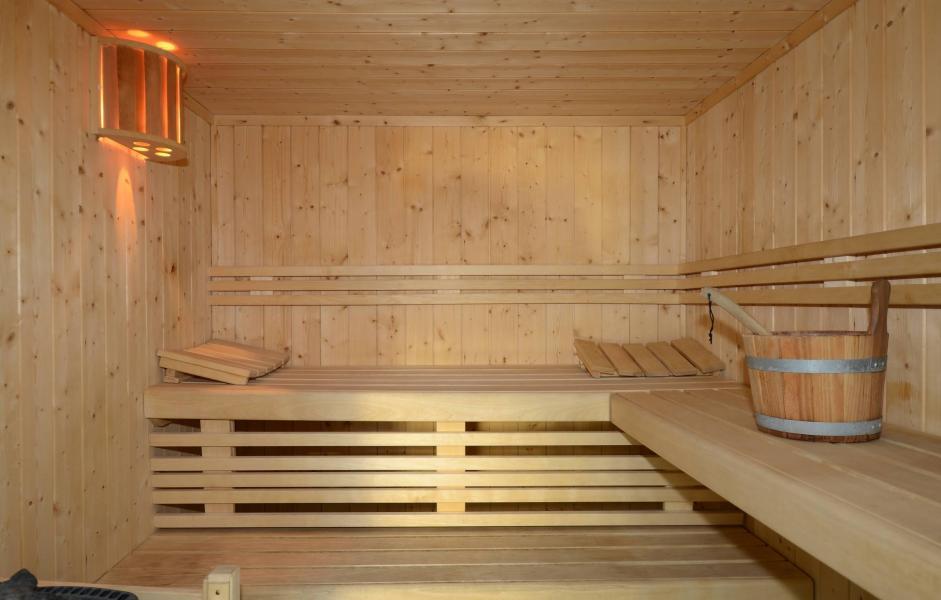 Soggiorno sugli sci Résidence l'Ours Blanc - Les 2 Alpes - Sauna
