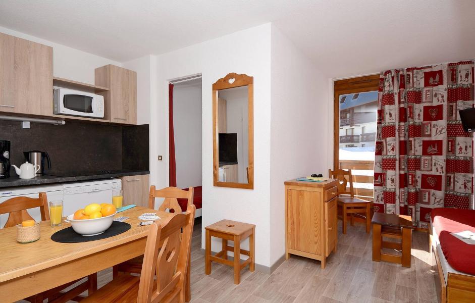 Location au ski Residence L'ours Blanc - Les 2 Alpes - Séjour