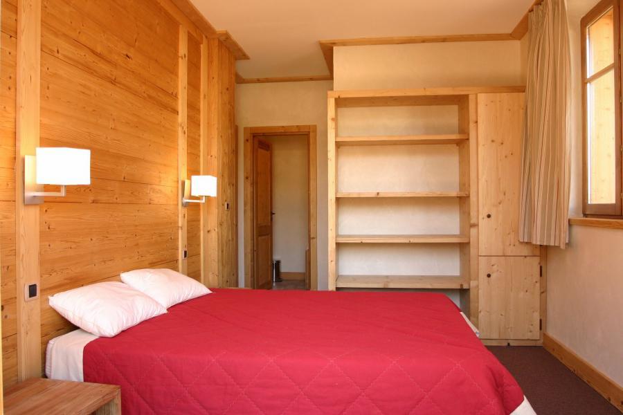 Location au ski Résidence le Cortina - Les 2 Alpes - Chambre