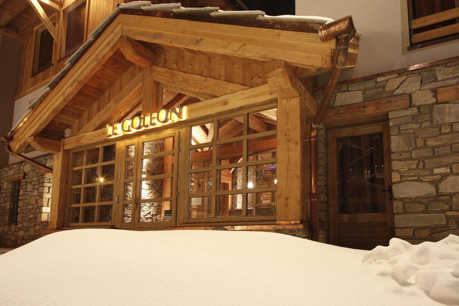 Location au ski Résidence le Goléon - Les 2 Alpes - Extérieur hiver