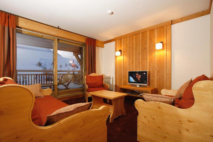 Location au ski Résidence le Goléon - Les 2 Alpes - Banquette