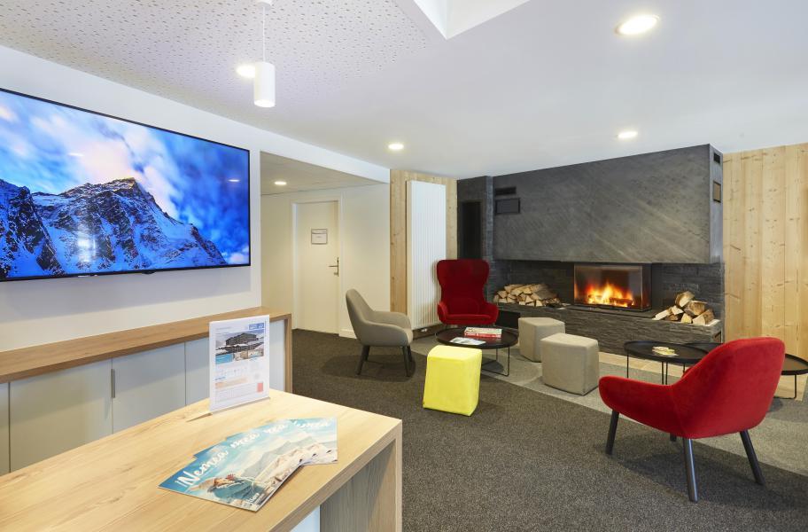 Location au ski Résidence Le Hameau - Les 2 Alpes - Réception