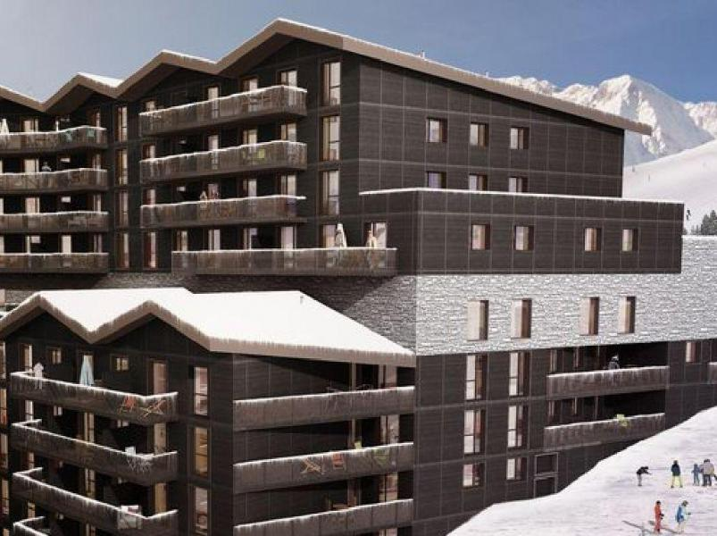 Location au ski Résidence Le Hameau - Les 2 Alpes