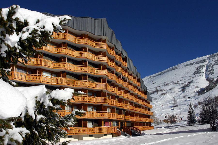 Location au ski Résidence le Plein Sud C - Les 2 Alpes