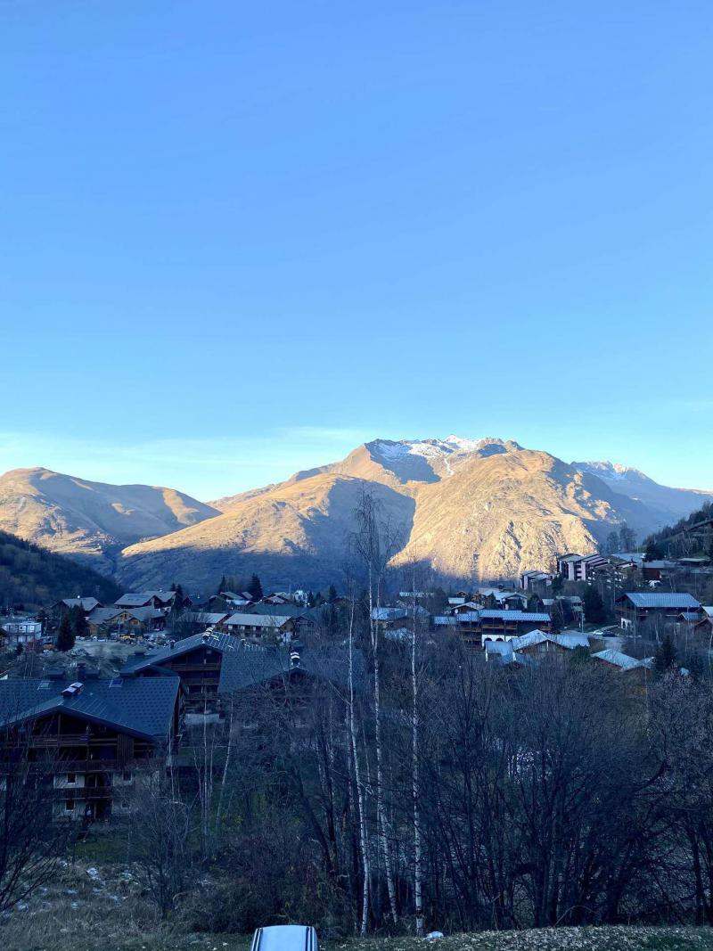 Location au ski Studio coin montagne 4 personnes (154) - Résidence le Prapelier - Les 2 Alpes