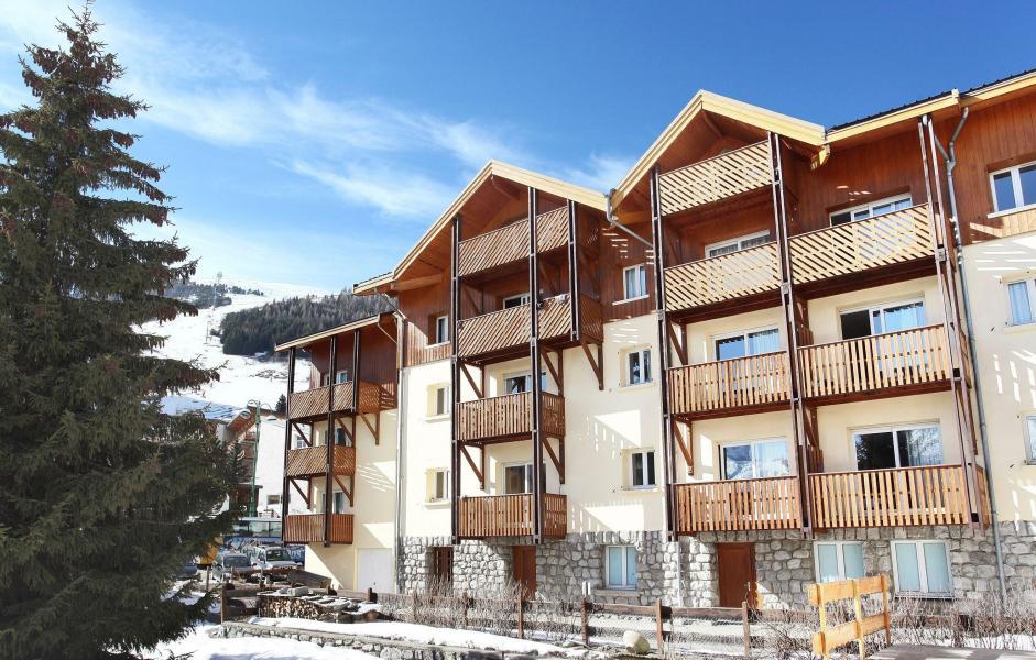 Location au ski Résidence le Surf des Neiges - Les 2 Alpes - Extérieur hiver