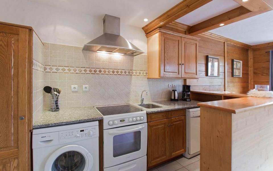 Wynajem na narty Apartament 2 pokojowy 6 osób (aster) - Résidence les Balcons de Sarenne - Les 2 Alpes