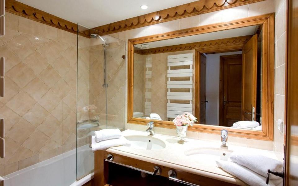 Wynajem na narty Apartament 3 pokojowy 6 osób (charbleu) - Résidence les Balcons de Sarenne - Les 2 Alpes
